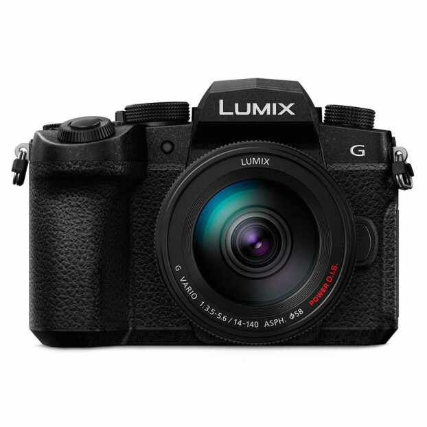 Panasonic Lumix DMC-G90 + 14-140mm f/3.5-5.6