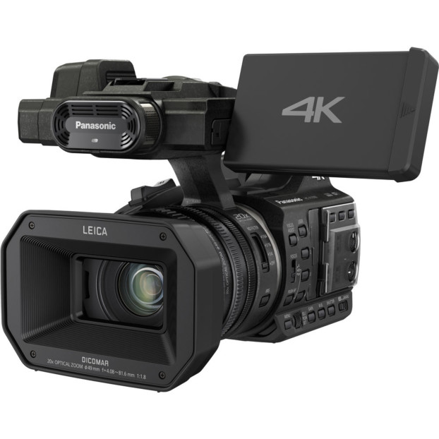 Panasonic HC-X1000E 4K Ultra HD Camcorder zwart