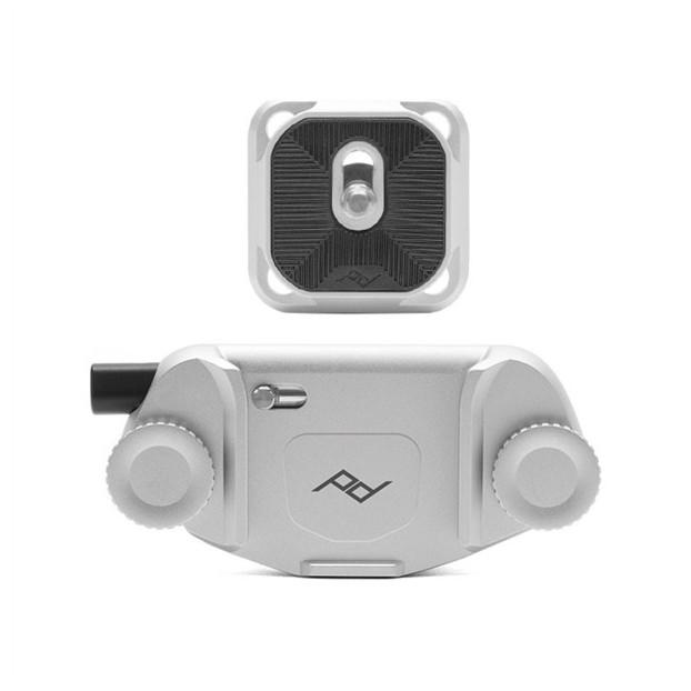 Peak Design Capture camera clip V3 zilver