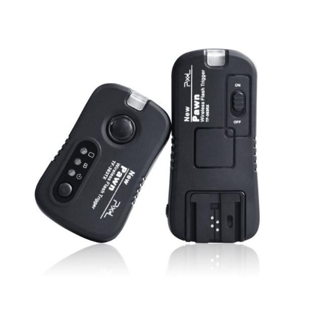 Pixel Radio Triggerset Pawn TF-363 voor Sony