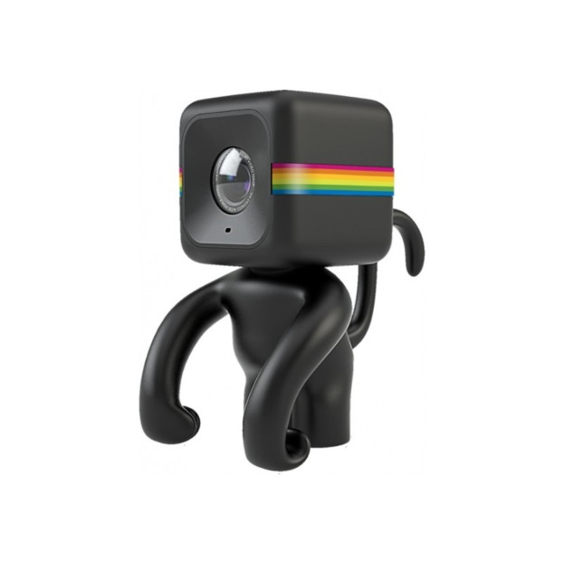 Polaroid CUBE Mr. Monkey zwart (lichte verpakkingsschade)