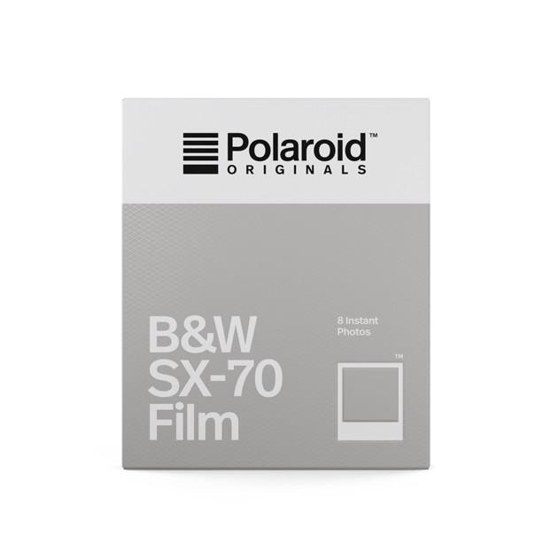 Polaroid Directklaarfilm zwart-wit - SX70