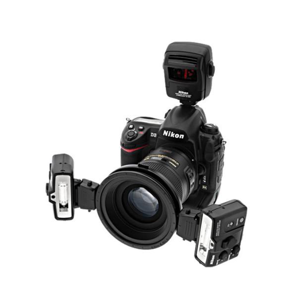 Nikon Macro flitsset R1C1 (met SU-800)