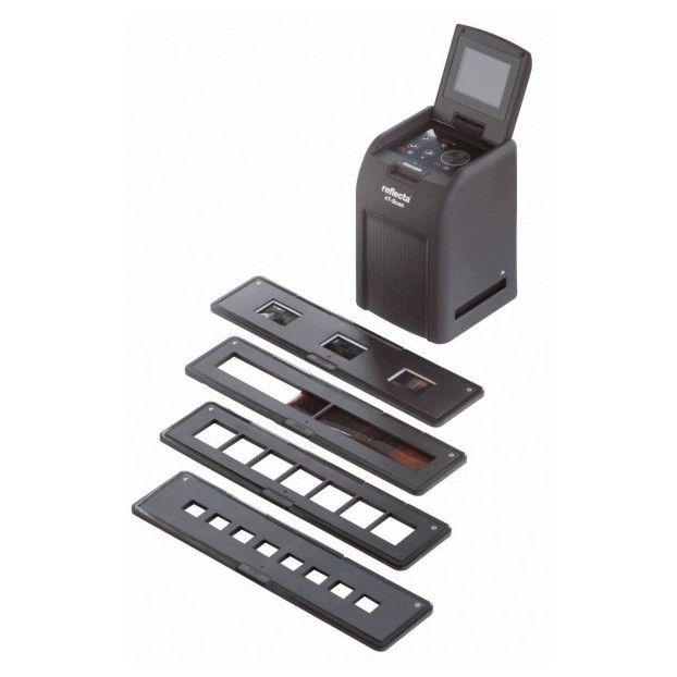 Reflecta X7 scanner