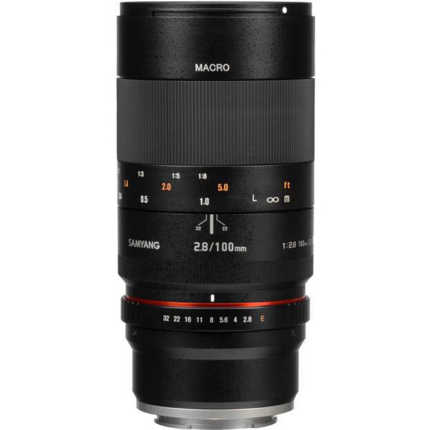 Samyang 100mm f/2.8 ED UMC Macro | Canon EF-M