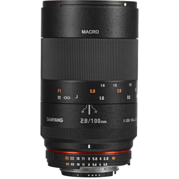 Samyang 100mm f/2.8 ED UMC Macro | Canon EF