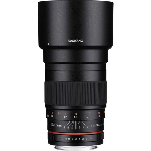 Samyang 135mm f/2.0 ED UMC | Fuji X