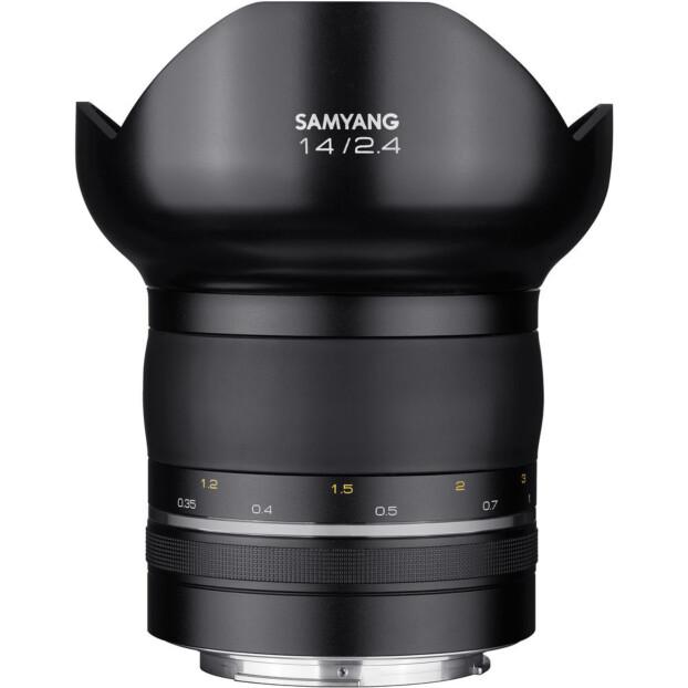 Samyang 14mm f/2.4 XP | Canon EF