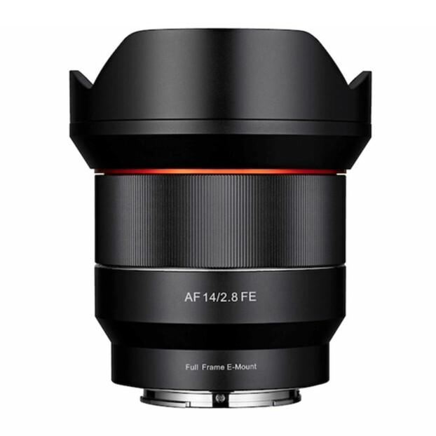 Samyang 14mm f/2.8 AF Sony E-mount