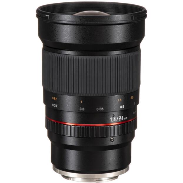 Samyang 24mm f/1.4 ED AS IF UMC | Canon EF-M