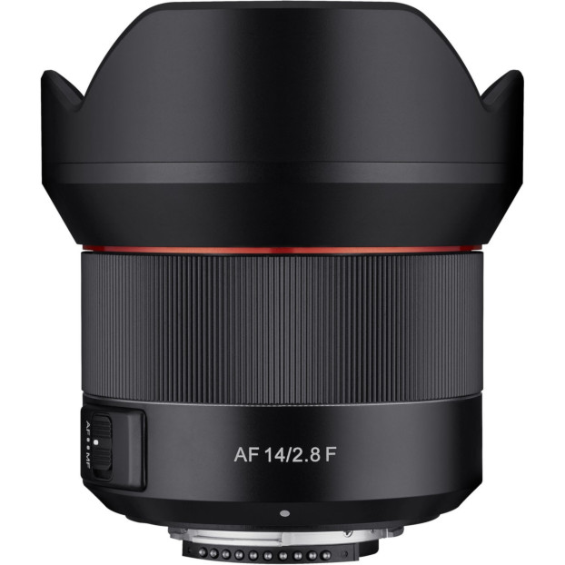 Samyang 14mm F2.8 AF Nikon F