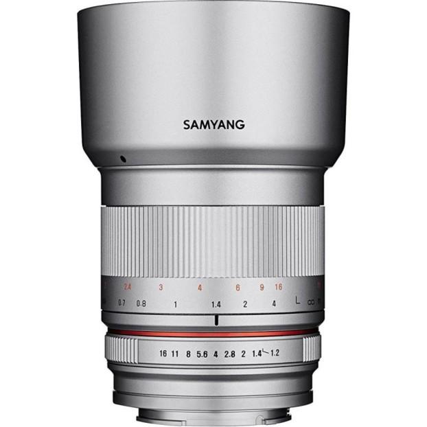 Samyang 50mm f/1.2 MFT