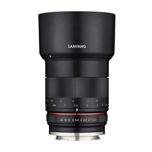 Samyang 85mm F1.8 ED UMC CS Fujifilm X