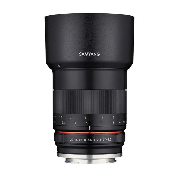 Samyang 85mm F1.8 ED UMC CS Sony E-mount
