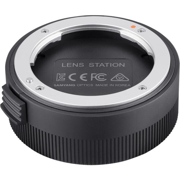 Samyang Lens Station | Nikon F (FX)