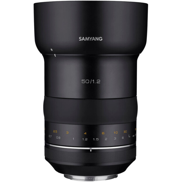 Samyang 35mm f/1.2 XP | Canon EF