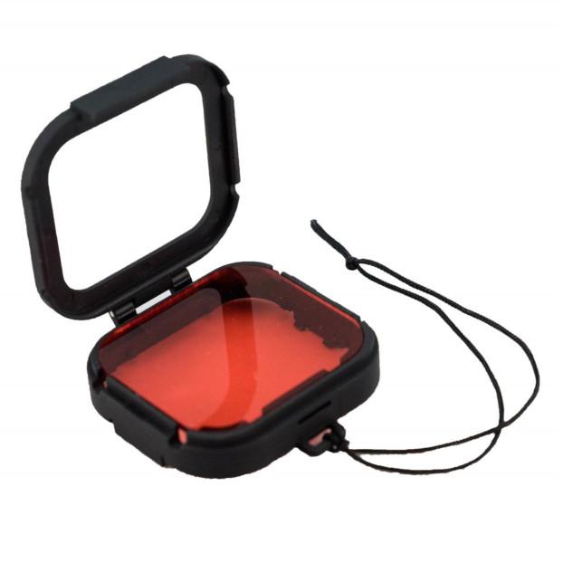 Pro-Mounts Scuba Red Filter for GoPro Hero5, 6 en 7