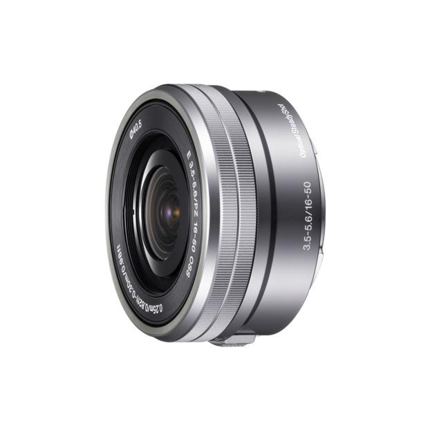 Sony E 16-50mm F3.5-5.6 OSS PZ zilver