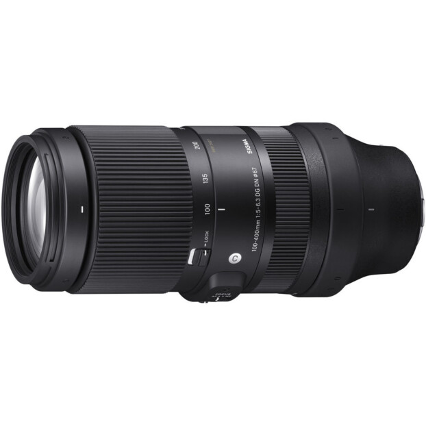 Sigma 100-400mm f/5.0-6.3 DG DN OS Contemporary | Sony FE