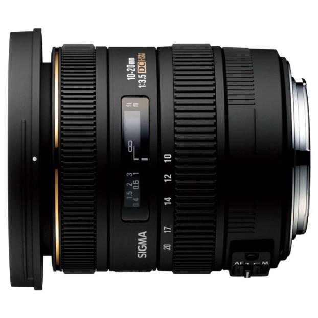Sigma 10-20mm F3.5 EX DC Sony