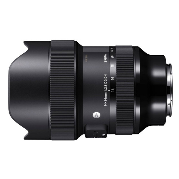 Sigma 14-24mm f/2.8 DG DN Art FE-mount