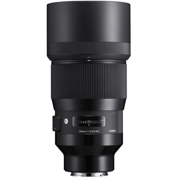 Sigma 135mm F1.8 DG HSM | Art Sony E