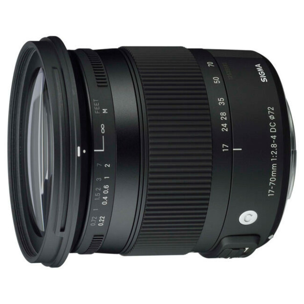 Sigma 17-70mm f/2.8-4.0 DC Macro OS HSM Contemporary | Sony A