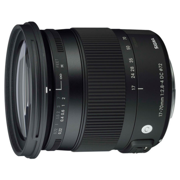 Sigma 17-70mm F2.8-4.0 DC MACRO HSM | Contemporary Sony