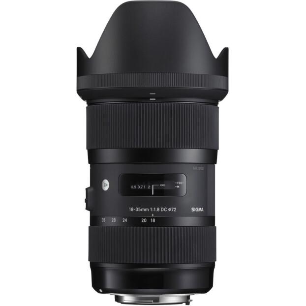 Sigma 18-35mm f/1.8 DC HSM Art | Sony A