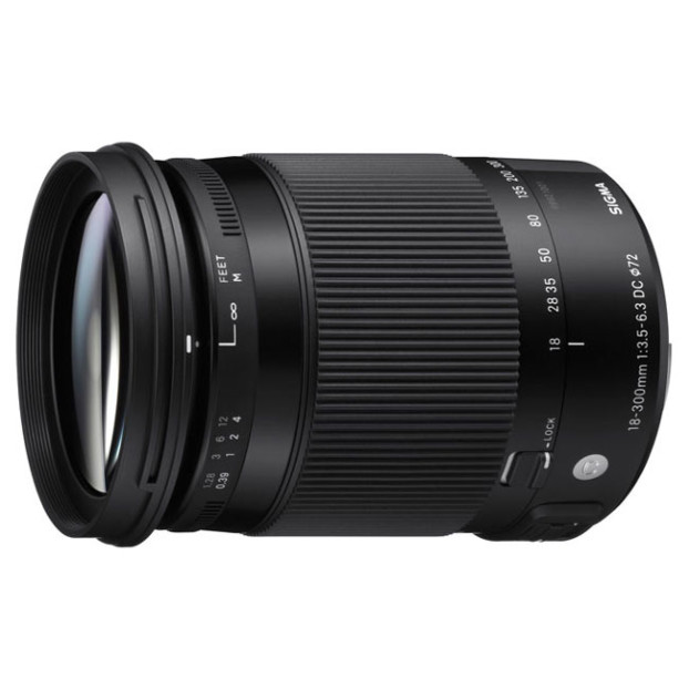 Sigma 18-300mm F3.5-6.3 DC Macro HSM | Contemporary Sony