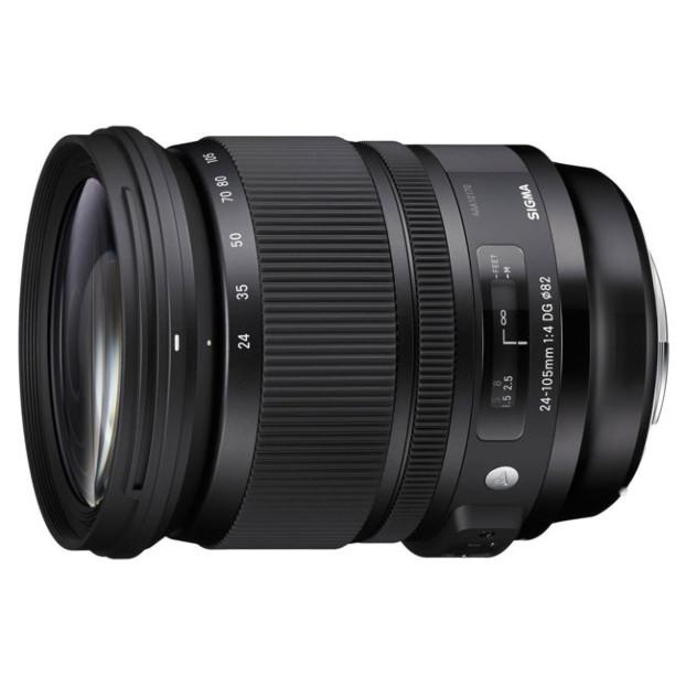 Sigma 24-105mm F4 DG OS HSM | Art Sigma