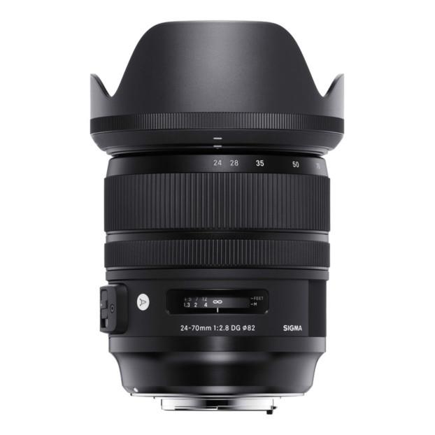 Sigma 24-70mm F2.8 DG OS HSM | Art Canon