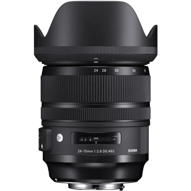 Sigma 24-70mm F2.8 DG OS HSM | Art SIGMA