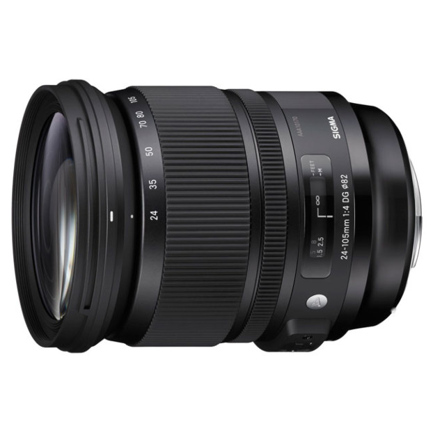 Sigma 24-105mm F4 DG HSM | Art Sony
