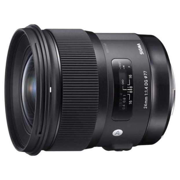 Sigma 24mm F1.4 DG HSM | Art Sigma