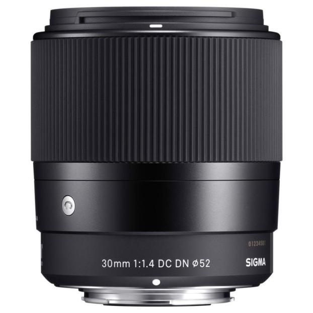 Sigma 30mm f/1.4 DC DN Contemporary Canon EF-M