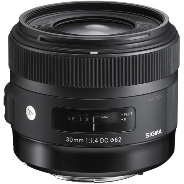 Sigma 30mm f/1.4 DC HSM Art | Sony A