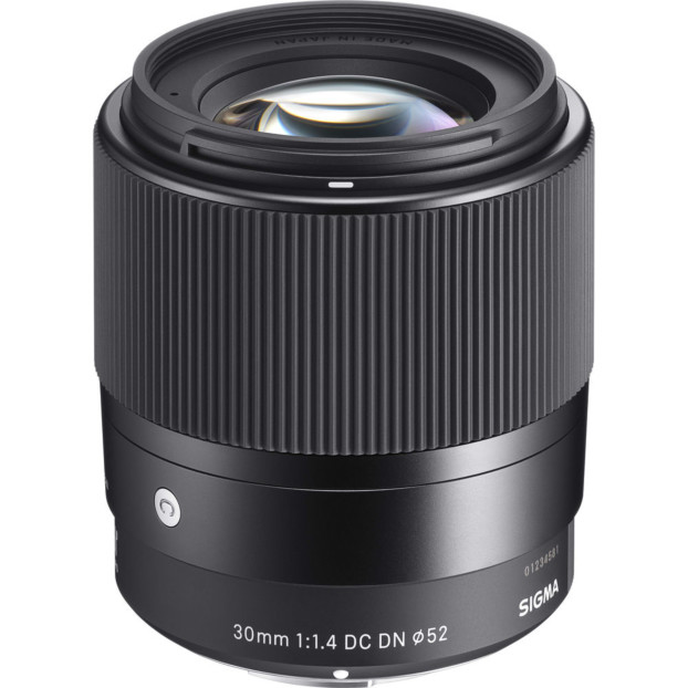 Sigma 30mm F1.4 DC HSM   Art Sony E