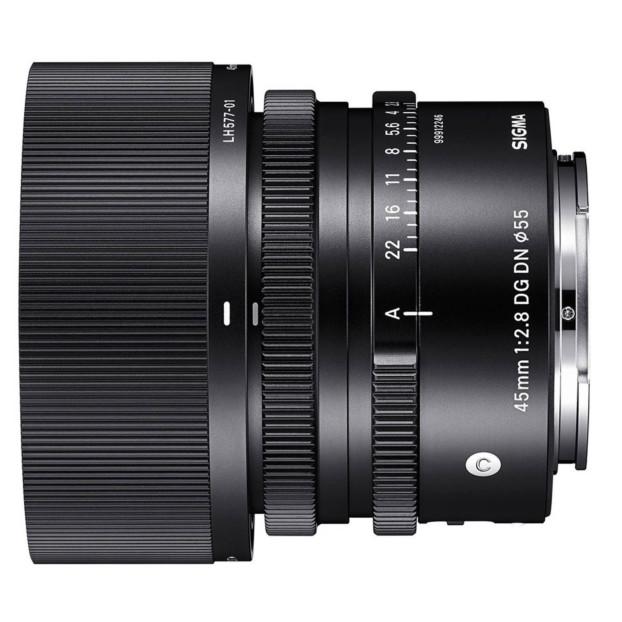 Sigma  45mm f/2.8 DG DN Contemporary FE-mount