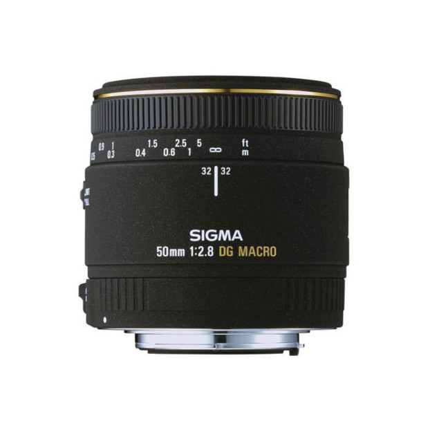 Sigma 50mm F2.8 EX DG Macro Sony A-mount