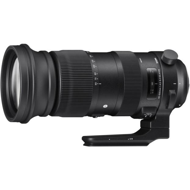 Sigma 60-600mm f/4.5-6.3 DG OS HSM Sports Canon