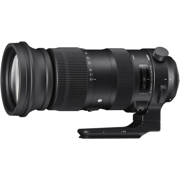 Sigma 60-600mm f/4.5-6.3 DG OS HSM Sports Nikon