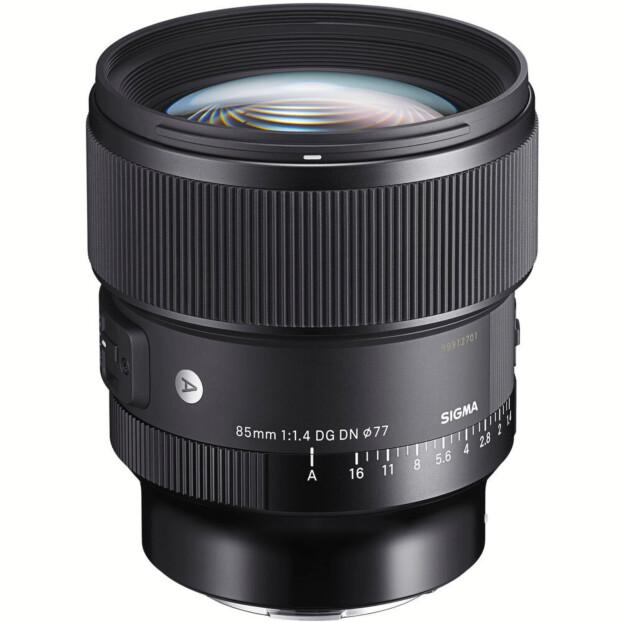 Sigma 85mm f/1.4 DG DN Art, Sony FE