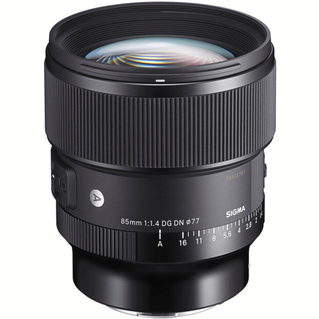 Sigma 85mm f/1.4 DG DN Art, Leica L