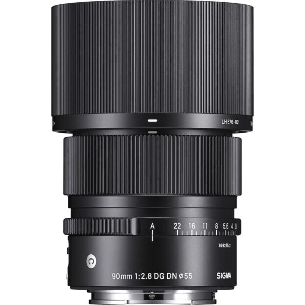 Sigma 90mm f/2.8 DG DN Contemporary | Sony FE