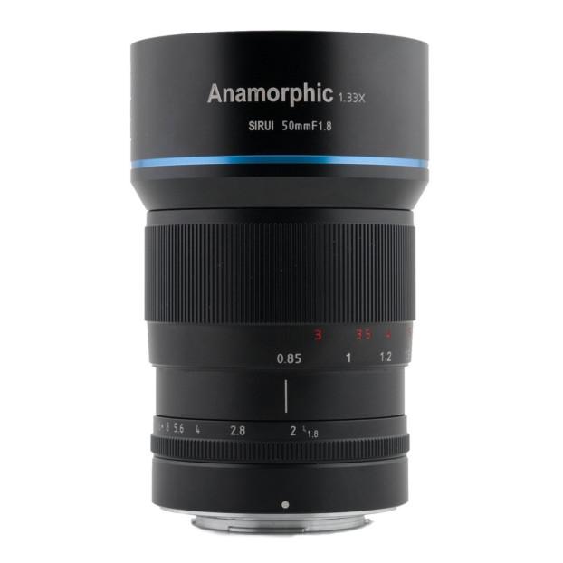 Sirui 50mm F1.8 Anamorphic 1.34X Sony E