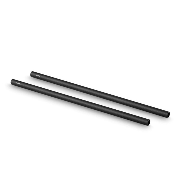SmallRig 870 15mm Carbon Fiber Rod 20cm 8 inch (2pcs)