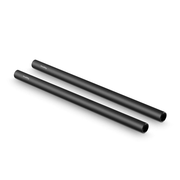 SmallRig 1053 Hard Anodizing Aluminum Alloy Pair of 15mm Rods (M12 12inch)