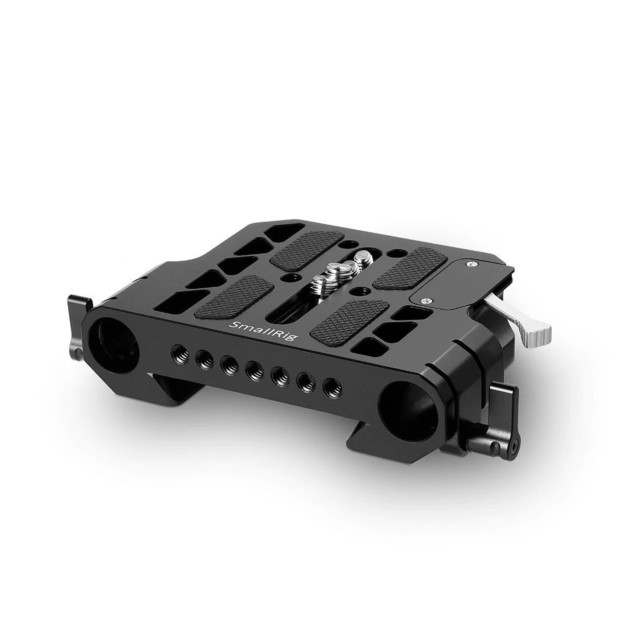 SmallRig 1757 Arri Dovetail Clamp with 19mm Rod Clamp
