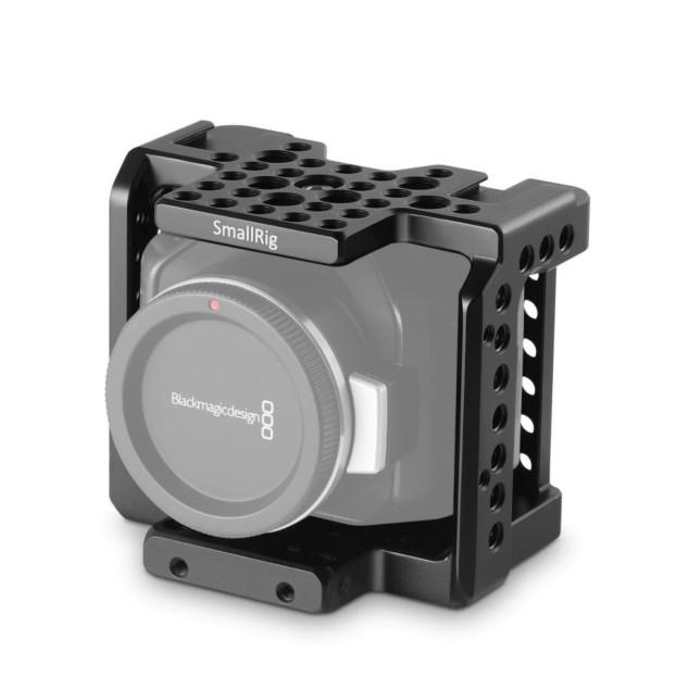 SmallRig 1773 BMMCC BMMSC Cage for Blackmagic Micro Cinema Camera